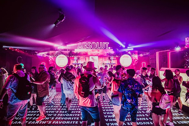 Coachella 2019 Planet Absolut