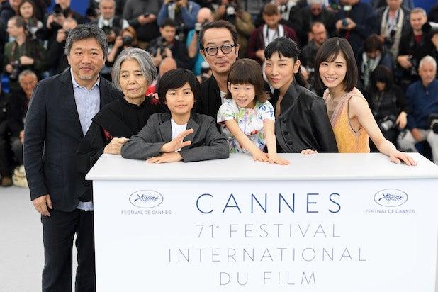 Cannes Shoplifters
