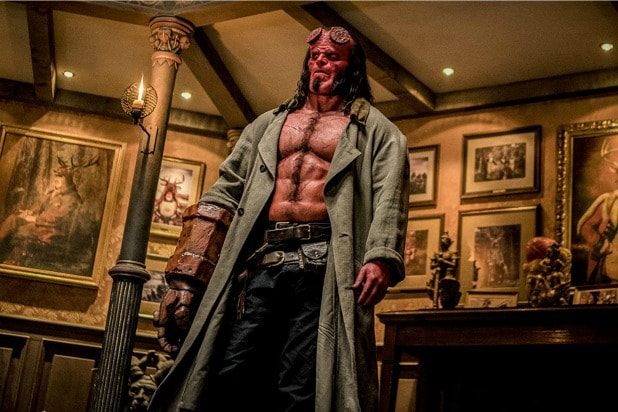 Hellboy David Harbour Game of Thrones Neil Marshall