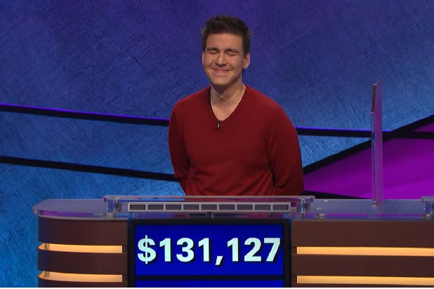 James Holzhauer Breaks Own Jeopardy Record