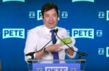 Jimmy Fallon as Pete Buttigieg