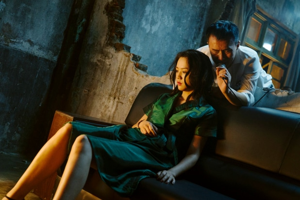 Long Day's Journey Into Night' Film Review: Haunting Memory