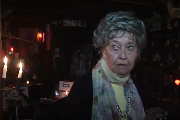 Lorraine Warren Conjuring