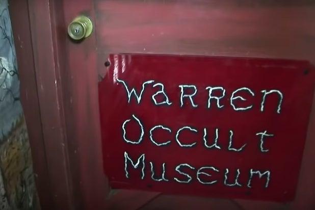 Lorraine Warren Occult Museum Conjuring