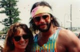 'Macho Man' Randy Savage in 'The Dark Side of the Ring'