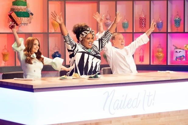 Nicole Byer's 'Nailed It!' Renewed for Season 3 at Netflix