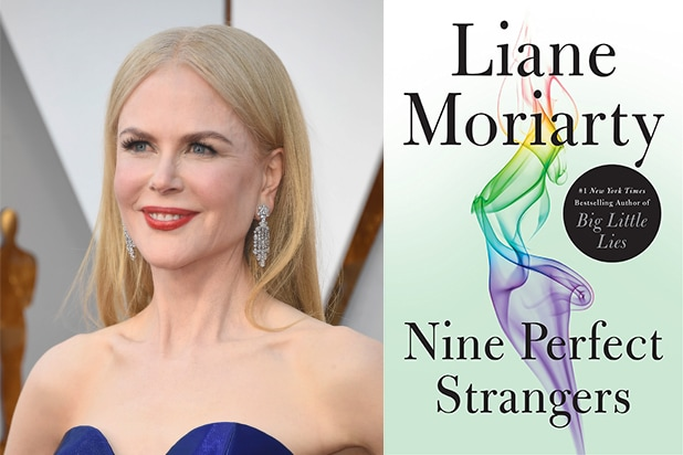 Nicole Kidman Nine Perfect Strangers Hulu