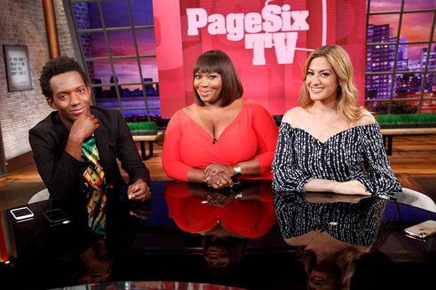 Page Six TV