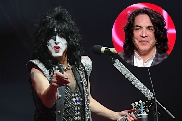 Paul Stanley Kiss