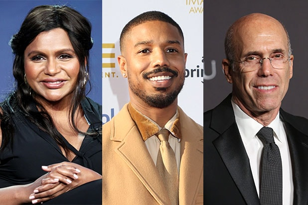 Produced By Mindy Kaling Michael B Jordan Jeffrey Katzenberg