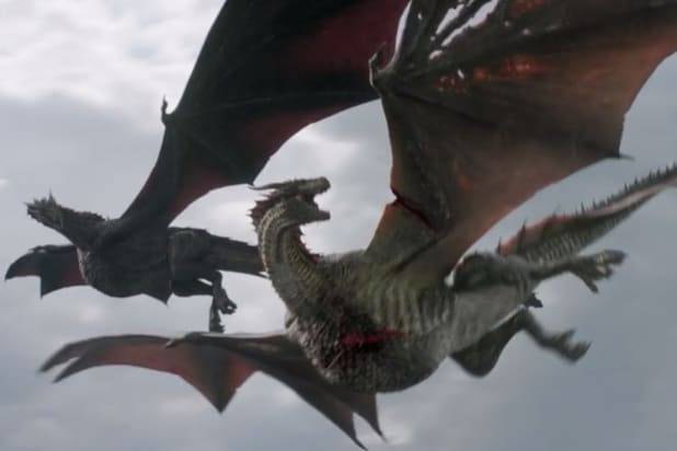 Rhaegal game of thrones
