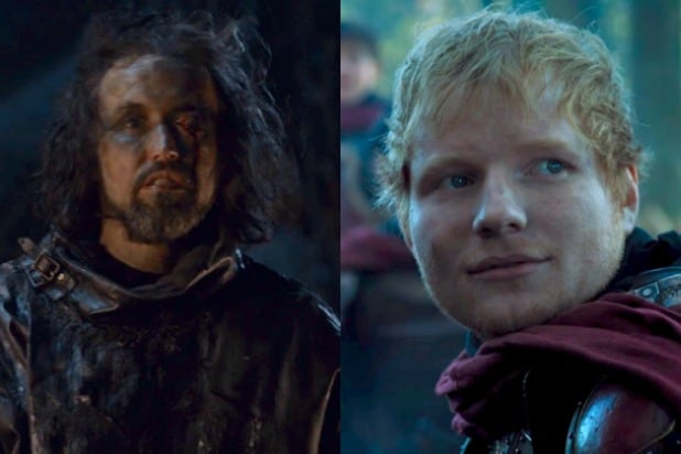 9 Best 'Game of Thrones' Cameos: From Rob McElhenney to Ed Sheeran (Photos)