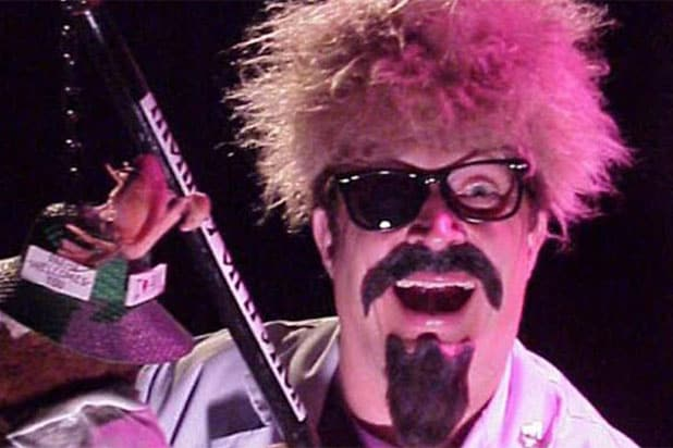 Ron Sweed The Ghoul