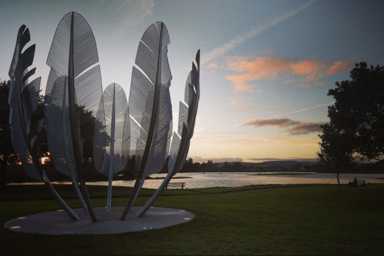 Kindred Spirits Irish Ireland Choctaw famine