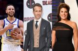 Ryan Reynolds, Monica Lewinsky, Steph Curry