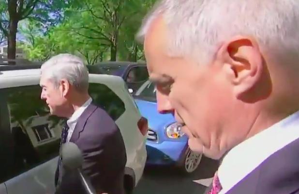 MSNBC Robert Mueller