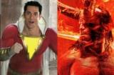 Shazam Hellboy