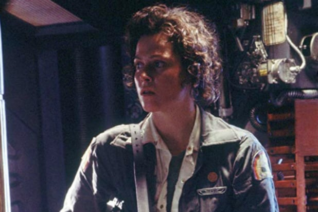 Sigourney Weaver in 'Alien'