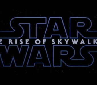 Star Wars The Rise of Skywalker Logo