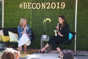 Lauren Schulte Jesse Draper Be Conference 2019