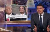 Trevor Noah Mueller Trump Daily Show
