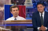 Trevor Noah Pete Buttigieg The Daily Show