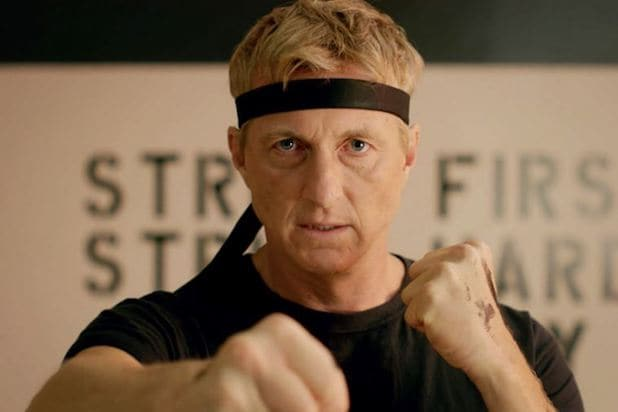William Zabka Cobra kai