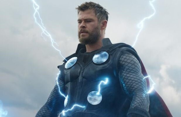 Avengers Endgame Thor