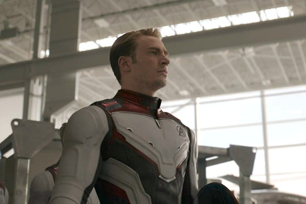avengers endgame time travel rules chris evans