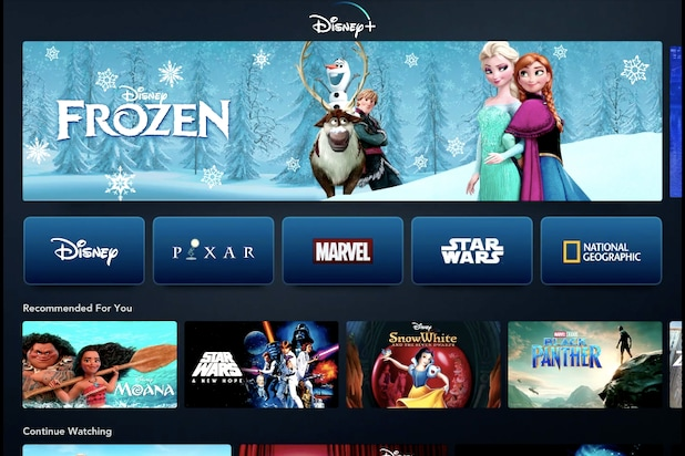 Here's Everything That Will Be Available on Disney+ at Launch