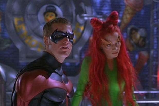 every dc comics movie ranked batman and robin 1997-2