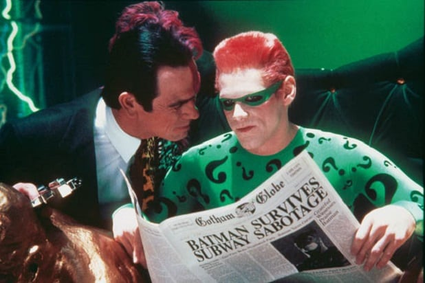 every dc comics movie ranked batman forever