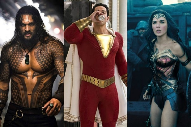 All 34 DC Comics Movies Ranked, Including 'Shazam'