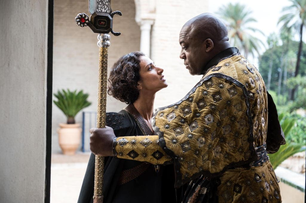 every game of thrones main character ranked ellaria sand