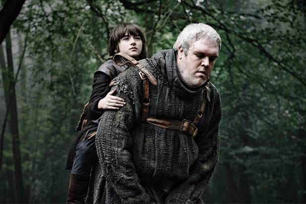 every game of thrones main character ranked hodor