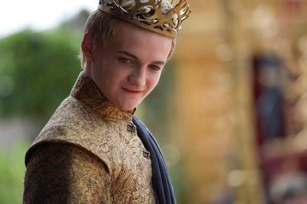 every game of thrones main character ranked king joffrey