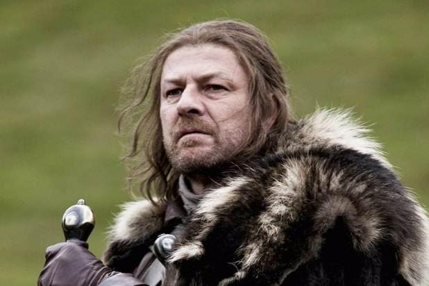 every game of thrones main character ranked ned stark