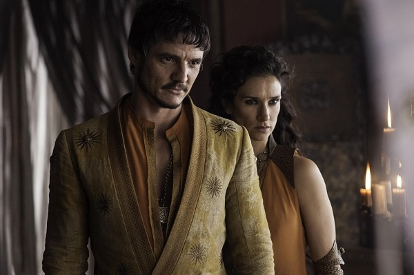 every game of thrones main character ranked red viper oberyn martell