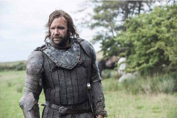 every game of thrones main character ranked the hound sandor clegaine
