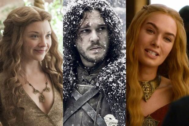 every game of thrones main character ranked