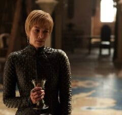 game of thrones cersei is pregnant remember lena headey