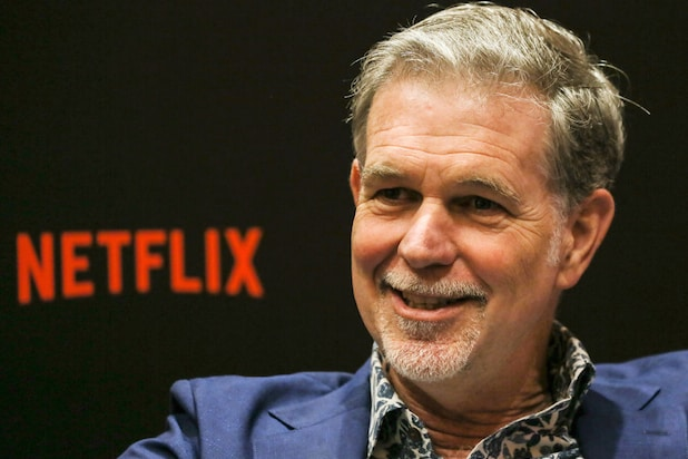 Netflix CEO Reed Hastings' Pay Rises 48% in 2018 to $36.1 Million