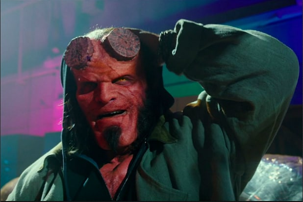 'Hellboy' Reboot's Fiery Shoot: Fights Over David Harbour, Cinematographer