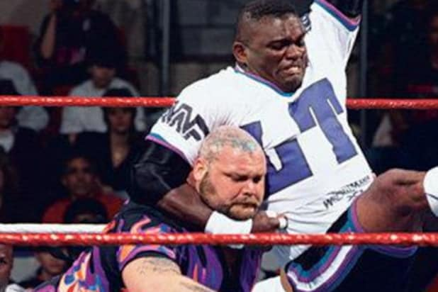 lawrence taylor bam bam bigelow