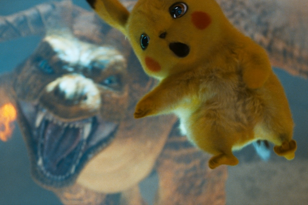 579bcc05 A Pokemon Superfan Reviews 'Detective Pikachu': Problems Come Out to Play  in Disappointing Film (Guest Blog)
