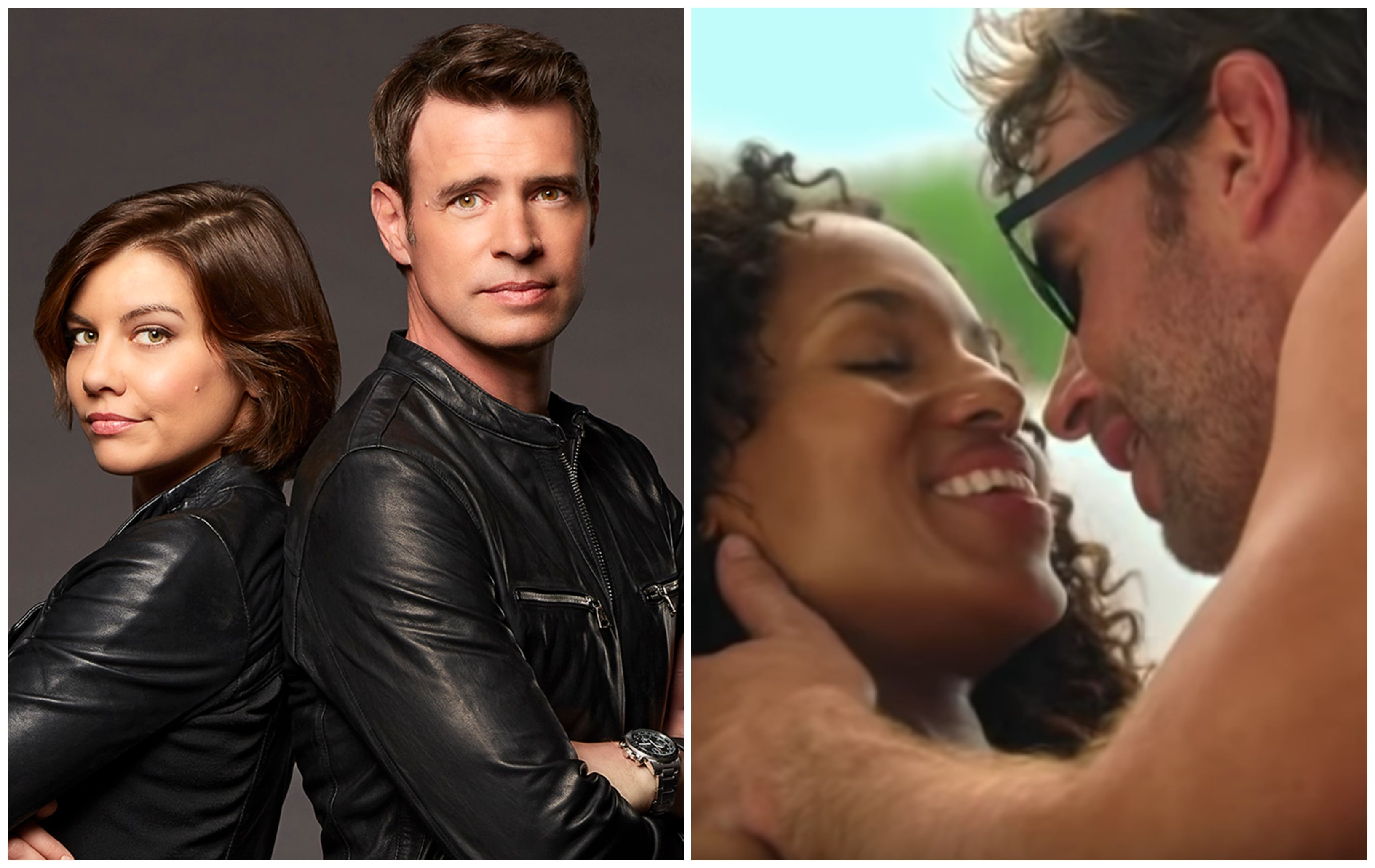 'Whiskey Cavalier' Star Scott Foley Picks Between Frankie and Olivia Pope: 'Both Completely Emotionally Unavailable Women'