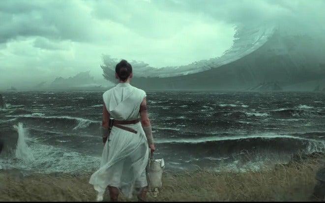 star wars episode ix the rise of skywalker trailer undoing the last jedi
