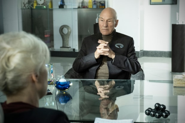 Star Trek Picard': Everything We Know About Patrick