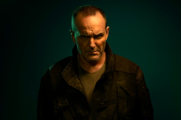 Clark Gregg Sarge Agents of SHIELD