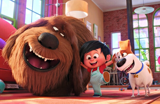 The Secret Life Of Pets 2 Film Review Cartoon Offers Outdated